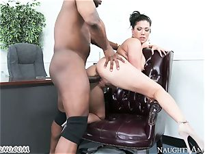 multiracial porn with wanton chinese and the powerful Negro