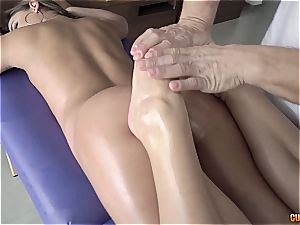 splendid Amirah rubbed and drilled