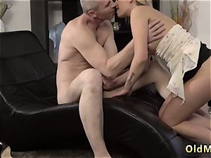 nubile anal audition hd She is so handsome in this short micro-skirt