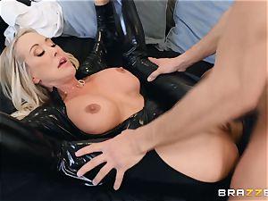 Brandi enjoy banged in her moist poon