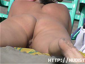 superb naked beach spy web cam muff shot