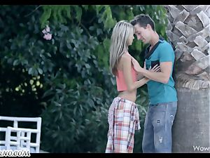 Gina Gerson - Exotic holiday for euro students